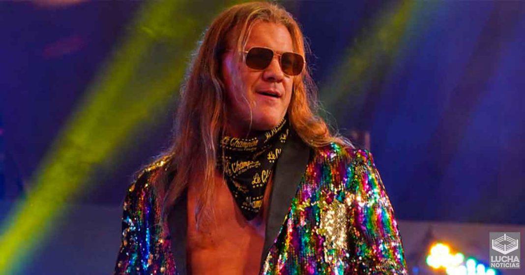 Chris Jericho dice que a WWE no le importa el elenco de NXT