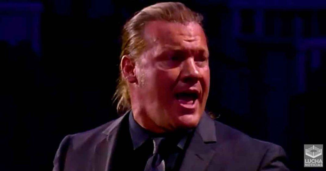Chris Jericho se mete con la gente que está feliz porque Donald Trump tiene COVID-19