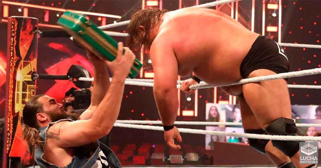 Cuándo decidió WWE que Tucker traicionará a Otis