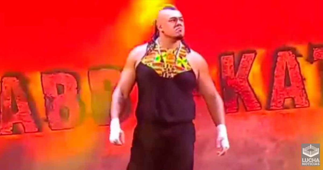 Dabba-Kato complicó las cosas durante WWE RAW