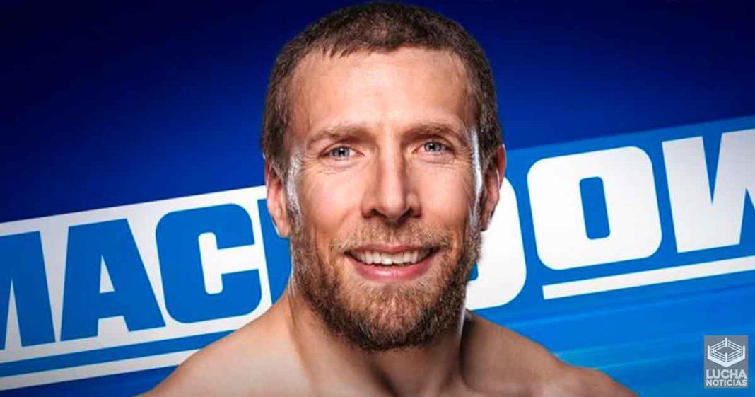 Daniel Bryan regresa hoy a WWE SmackDown