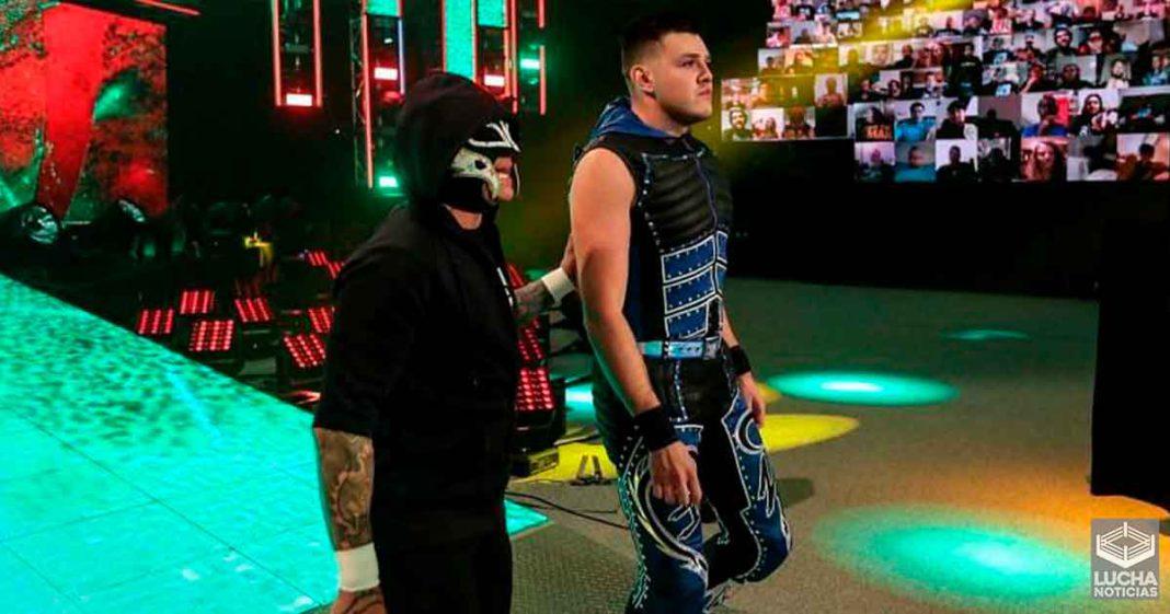 Dominik Mysterio revela planes a largo plazo - Posible cambio de personaje