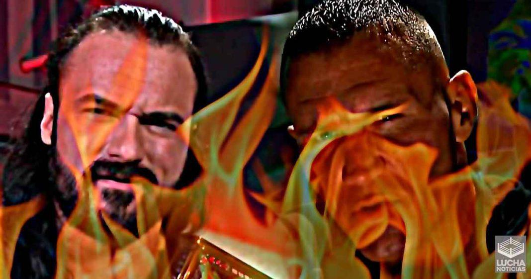 Drew McIntyre vs Randy Orton en un Hell In A Cell por el campeonato WWE