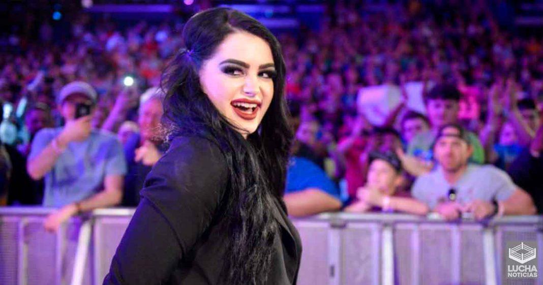 El regreso de Paige como luchadora activa - Todos los detalles