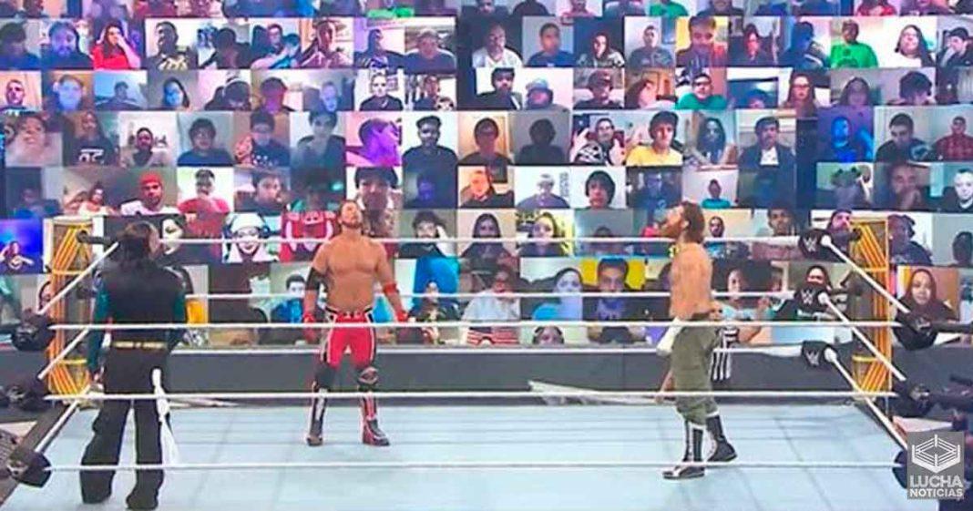 El regreso del público en vivo podría afecatar a las superestrellas de WWE