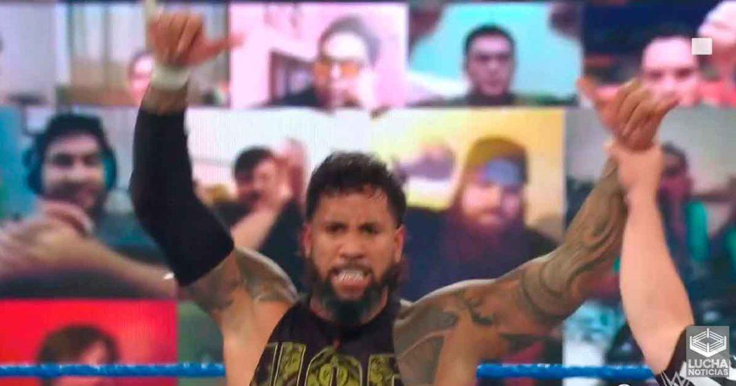 Jey Uso vence a AJ Styles de manera limpia