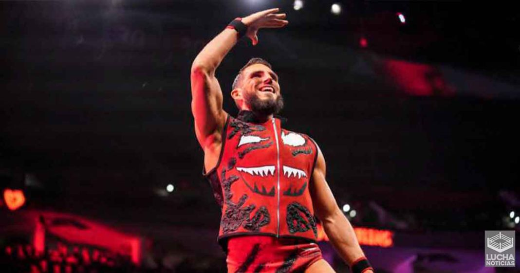 Johnny Gargano regresará al elenco principal pronto