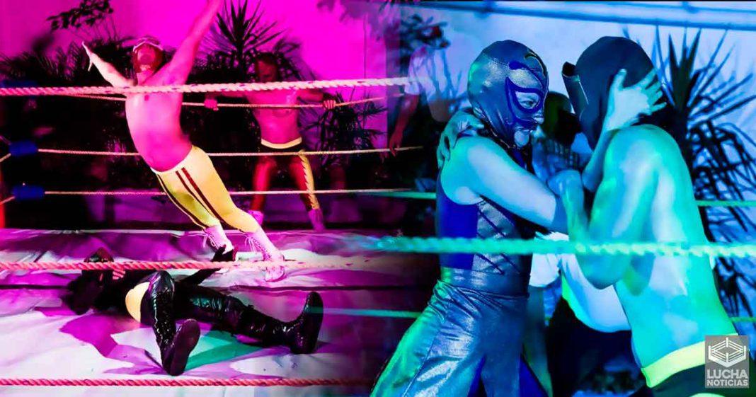 La lucha libre regresa al teatro con la obra Dos de Tres Caídas en función de aniversario