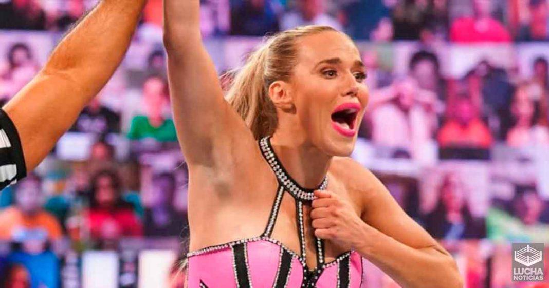 Lana se volverá la luchadora técnica estelar en WWE RAW