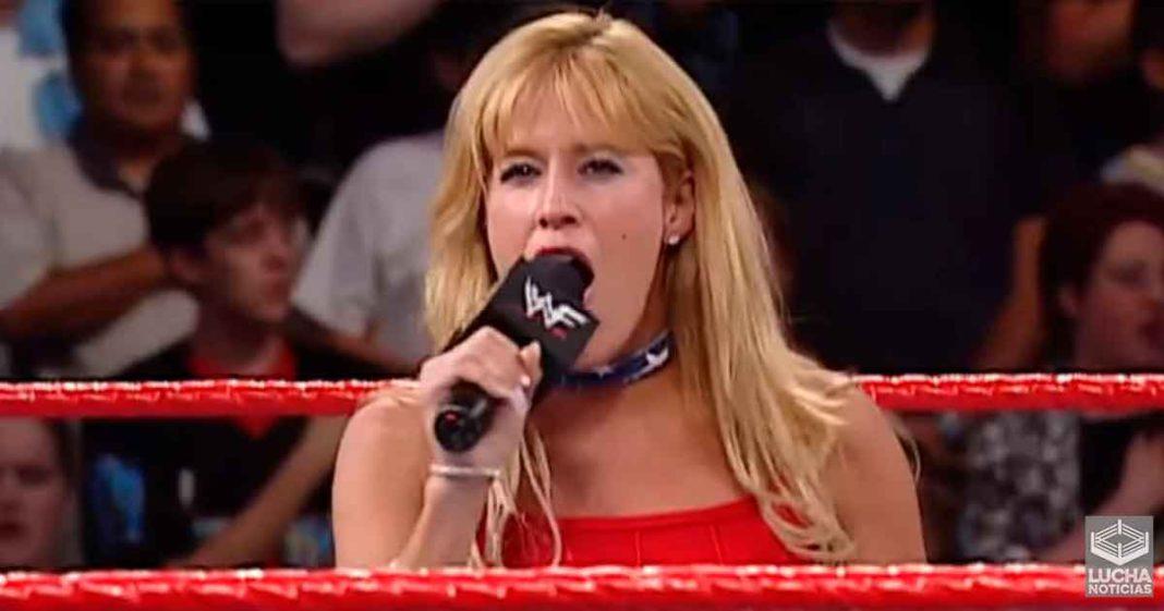 La anunciadora Lilian García regresa a la WWE
