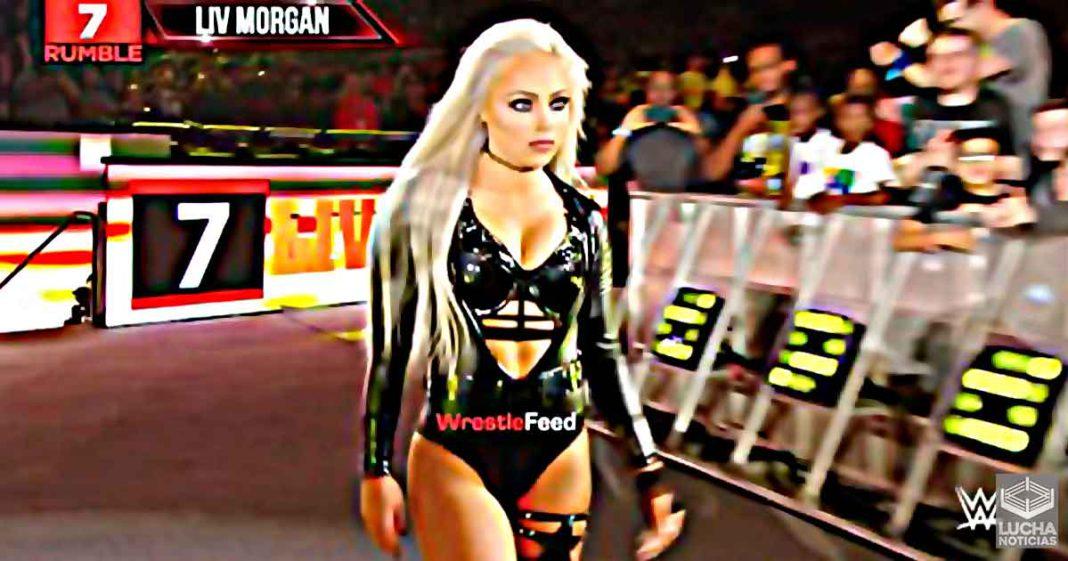 Liv Morgan revela si WWE quería que ella fuera Sister Abigail