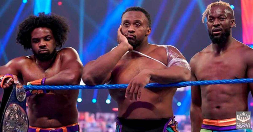 Los fans se revelan contra WWE por la separación de New Day