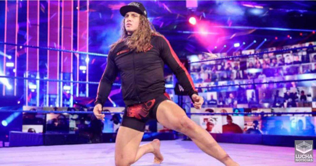 Matt Riddle acusado de varias agresiones sexuales en la demanda presentada por Samantha Tavel, WWE y EVOLVE figuran como acusados