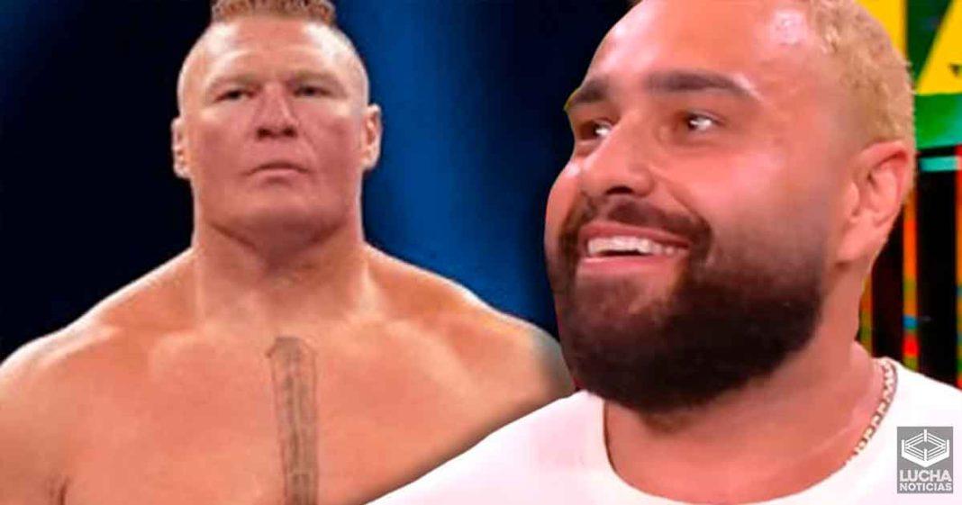 Miro afirma que AEW no necesita para nada a Brock Lesnar