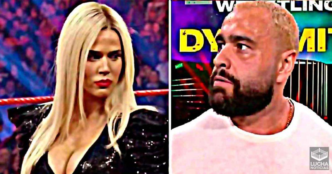 Miro hace una declaración sobre su esposa Lana en WWE