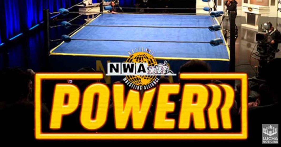 NWA Powerrr regresaría pronto a la acción