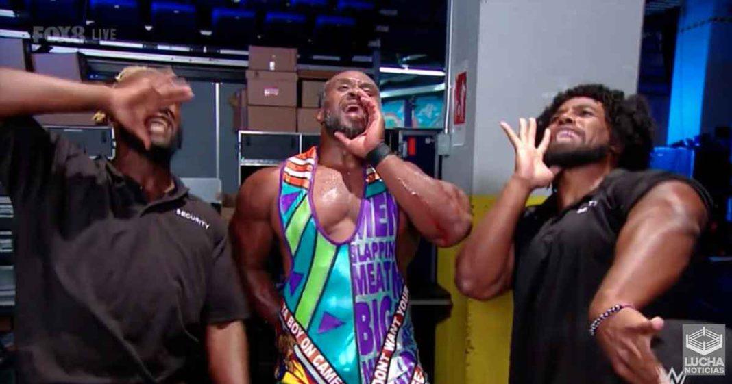 New Day regresa y está listo para ir por el campeonato de SmackDown