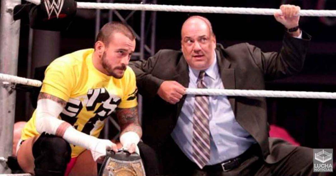 Paul Heyman revela si CM Punk regresará a la WWE