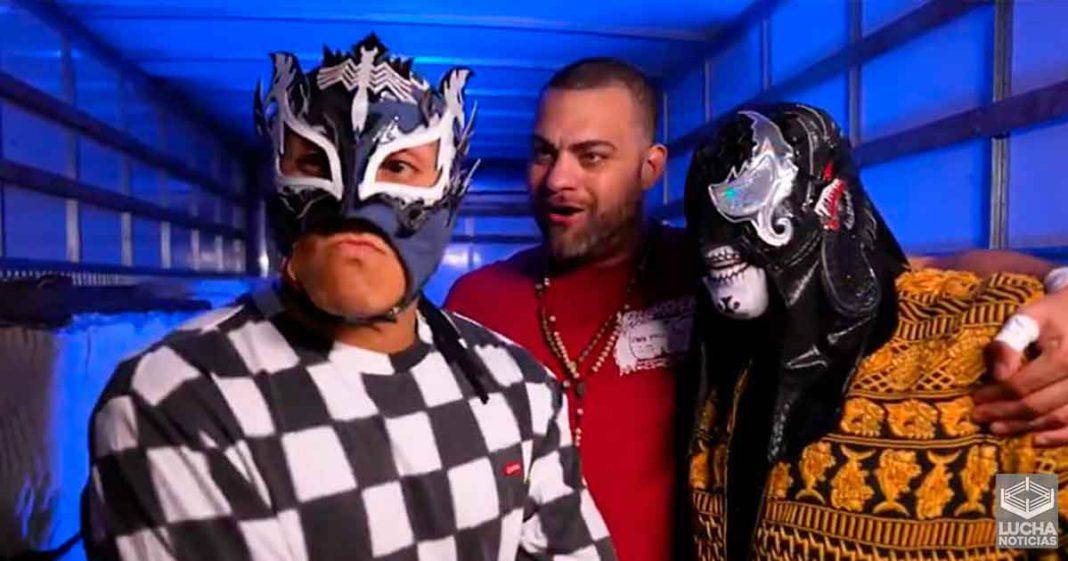 Pentagón Jr. reemplaza a Fénix y enfrentará a Kenny Omega en el torneo de retador #1