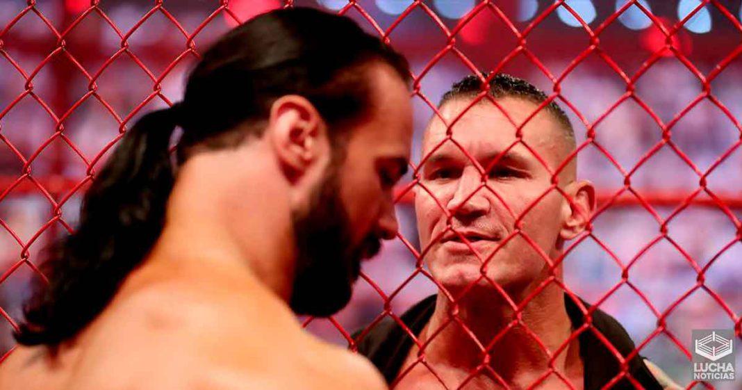 Randy Orton manda mensaje a Drew McIntyre por medio de increíble playlist de Spotify
