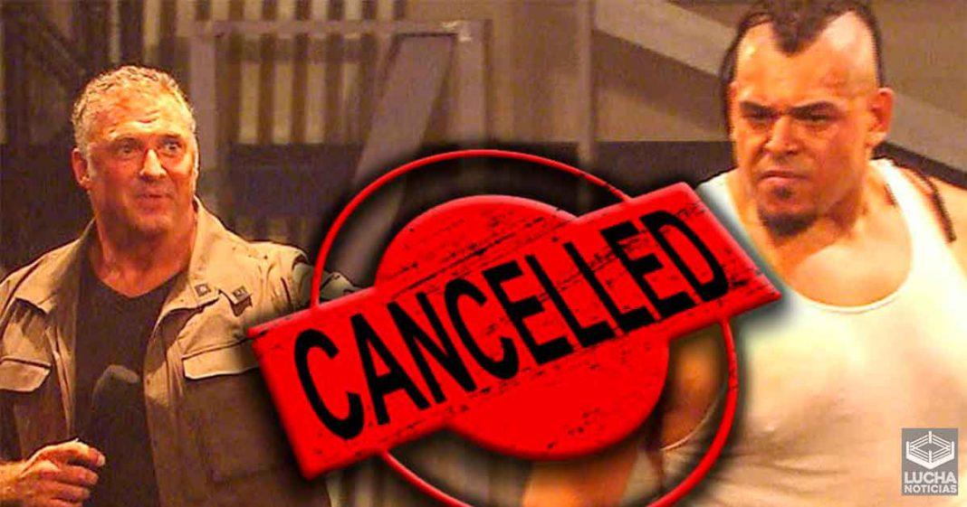 Razón por la cual WWE canceló RAW Underground