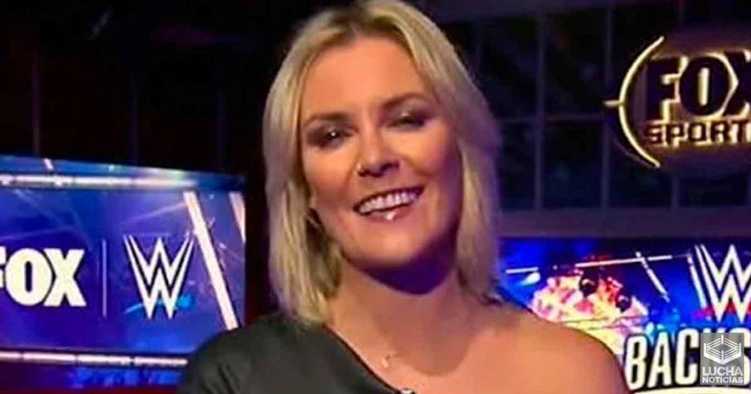 Renee Young programada para un papel especial en WWE para FOX