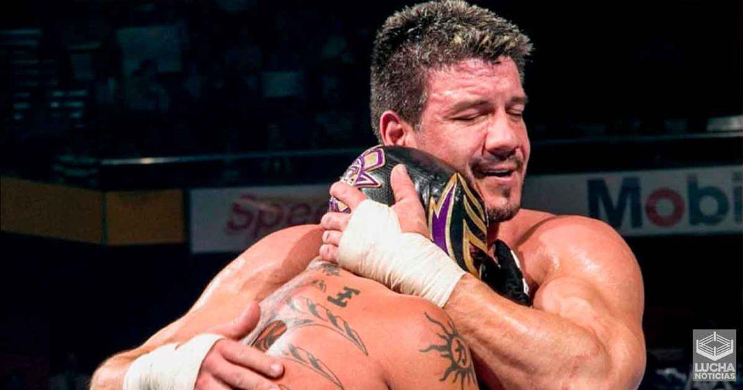 Rey Mysterio recuerda a Eddie Guerrero en su cumpleaños 53