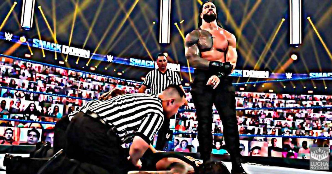 Roman Reigns tendrá gran segmento este viernes en WWE SmackDown
