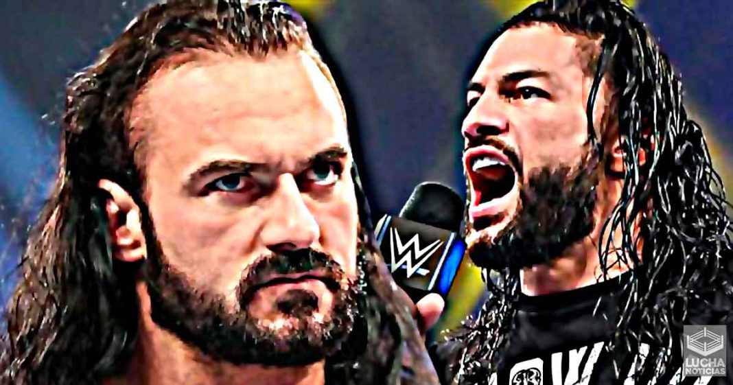 Roman Reigns vs Drew McIntyre se espera para WWE Survivor Series