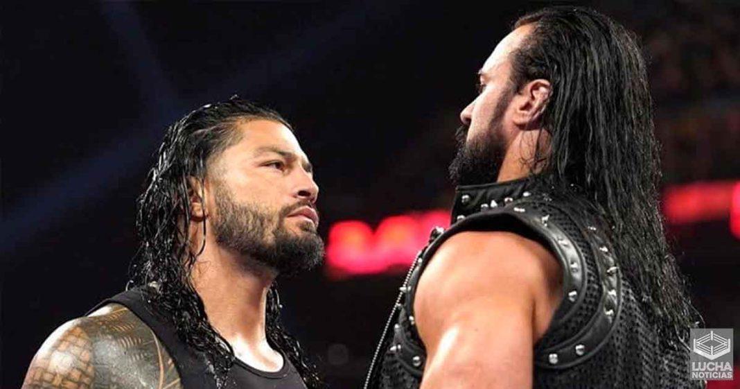 Roman Reigns vs Drew McIntyre será como Stone Cold vs The Rock