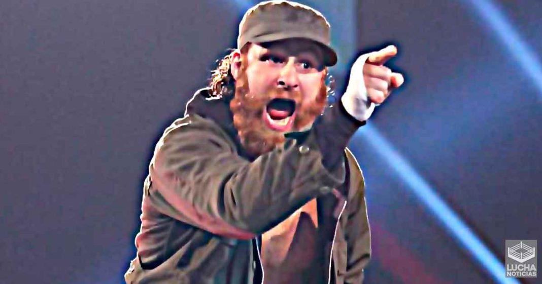 Sami Zayn asegura que una de los objetivos de WWE es faltarle al respeto