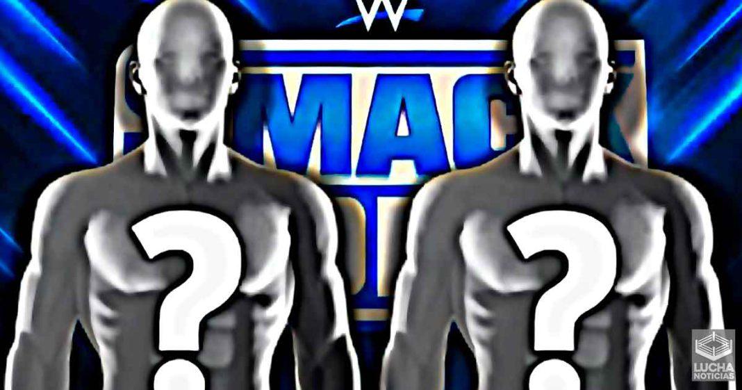 Se agrega nueva lucha para esta noche en WWE SmackDown