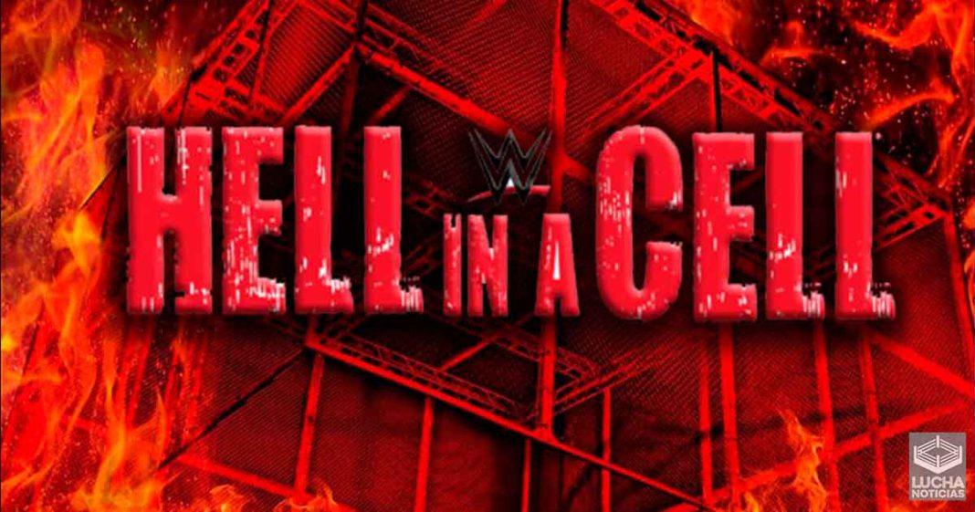 Se anuncia tercera Hell In A Cell para el 25 de octubre