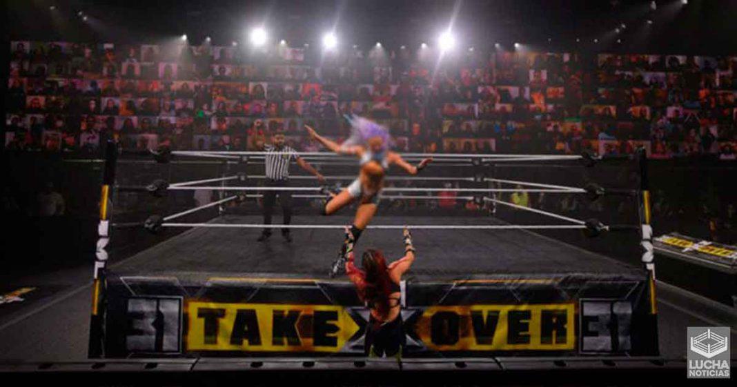 Se da otro brote de COVID-19 en WWE NXT