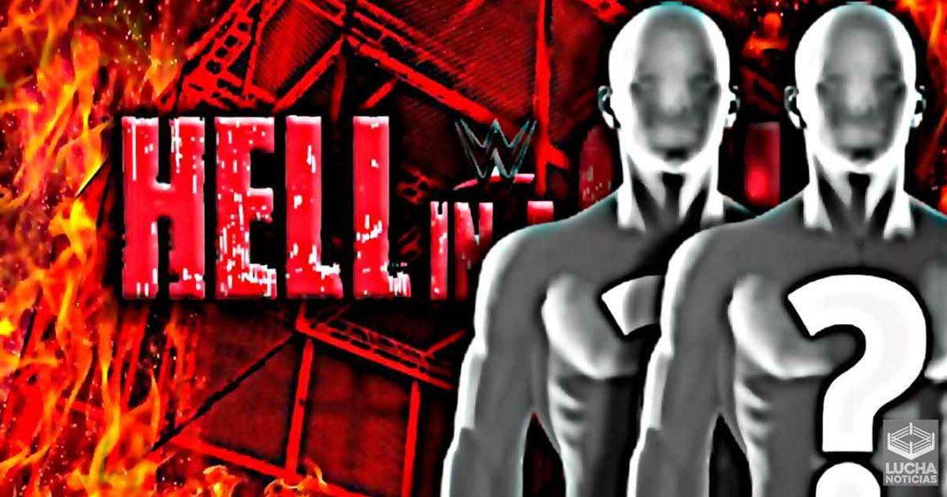 Se revela la lucha estelar de WWE Hell In A Cell