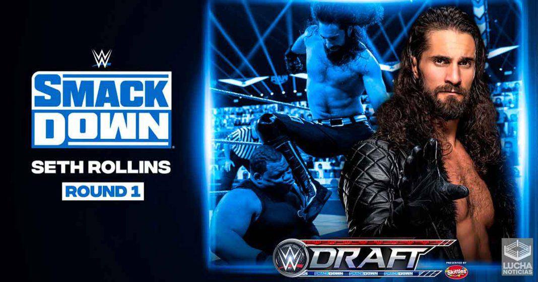 Seth Rollins es traladado a WWE SmackDown