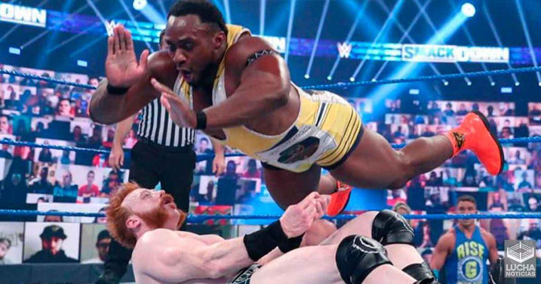Sheamus revela las intenciones de su reciente rivalidad con Big E