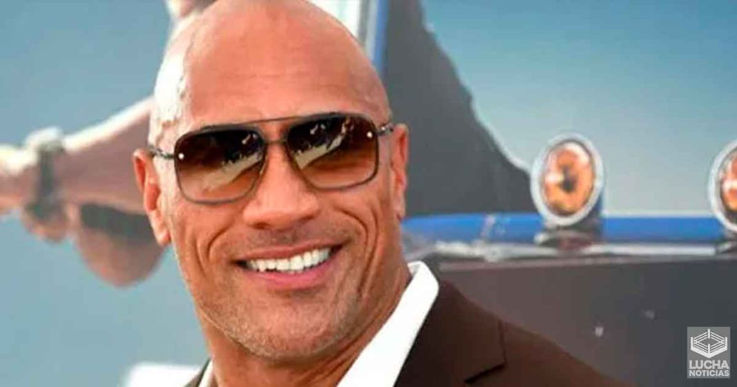 The Rock celebra obtener 200 millones de seguidores en instagram