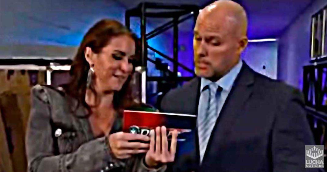 Todos los intercambios del WWE Draft 2020