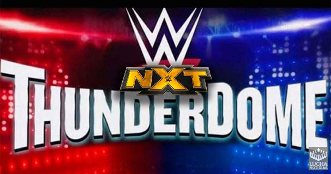 Triple H mantiene a NXT lejos del ThunderDome por esta razón