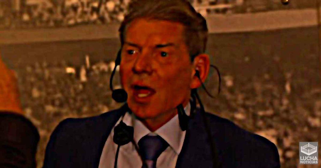 Vince McMahon molesto con la producción de SmackDown