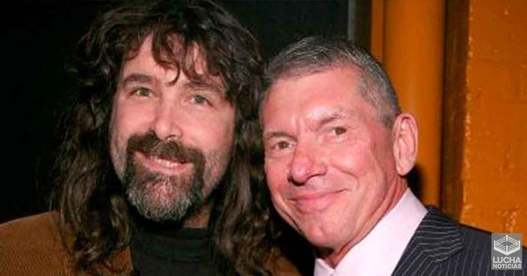 Vince McMahon y Mick Foley tuvieron una importante reunión secreta