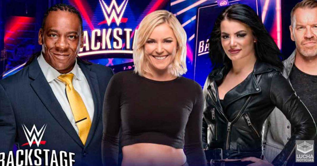WWE Backstage regresa a Fox Sports 1 para un episodio especial esta semana