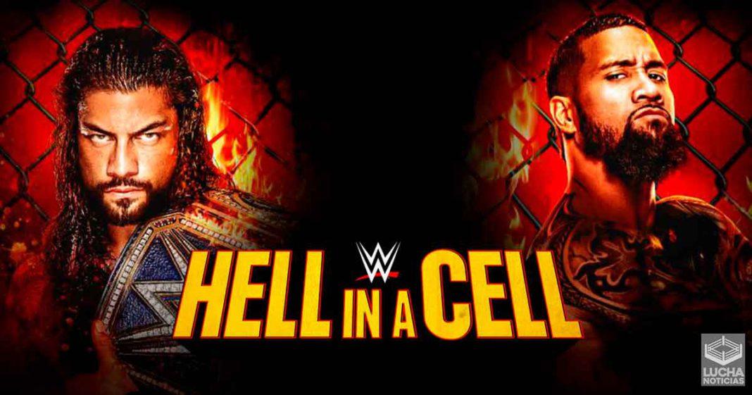 WWE Hell In A Cell en vivo, Cobertura y Resultados 25 de octubre