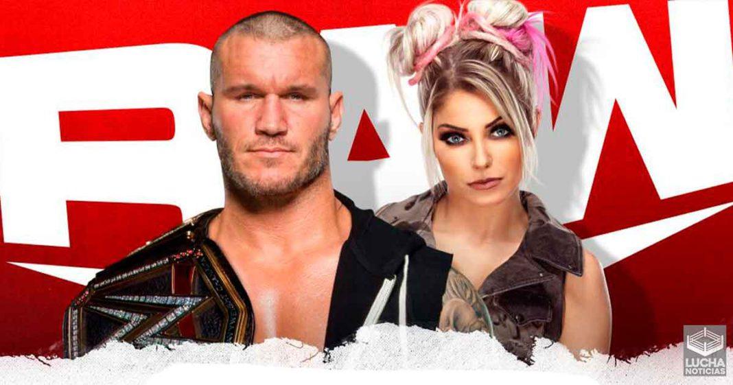 WWE RAW en vivo 26 de octubre