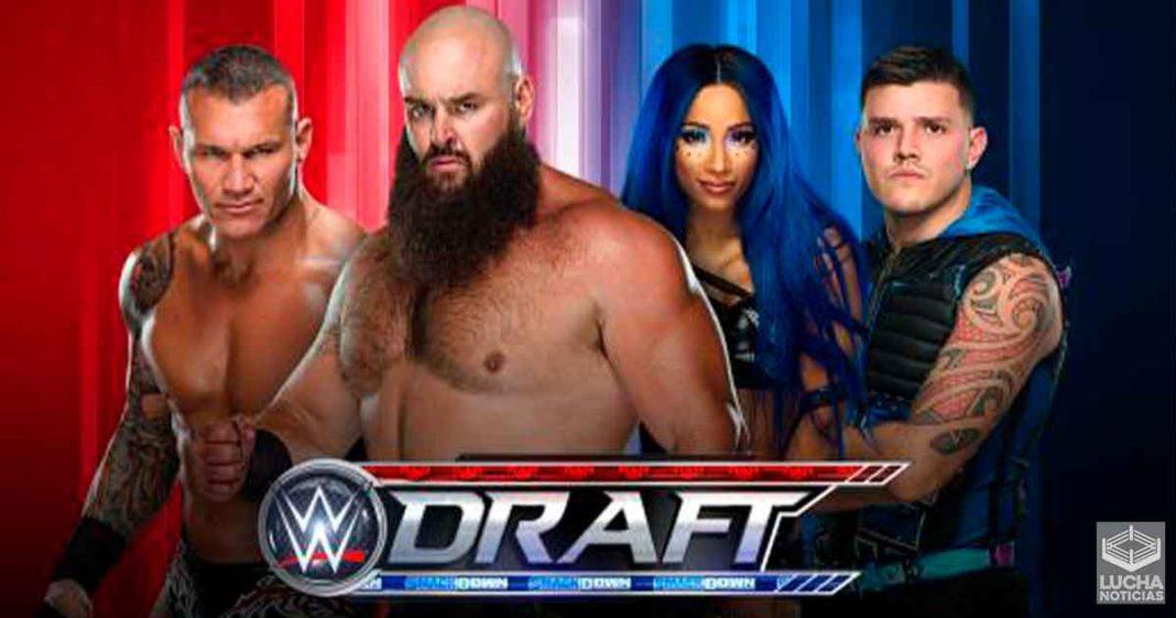 WWE RAW en vivo, Cobertura y Resultados 12 de octubre - ¡Noche 2 del Draft!