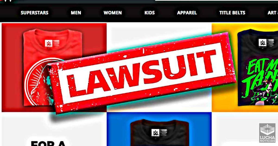 WWE Shop demandada por violar la ley de americanos con discapacidades