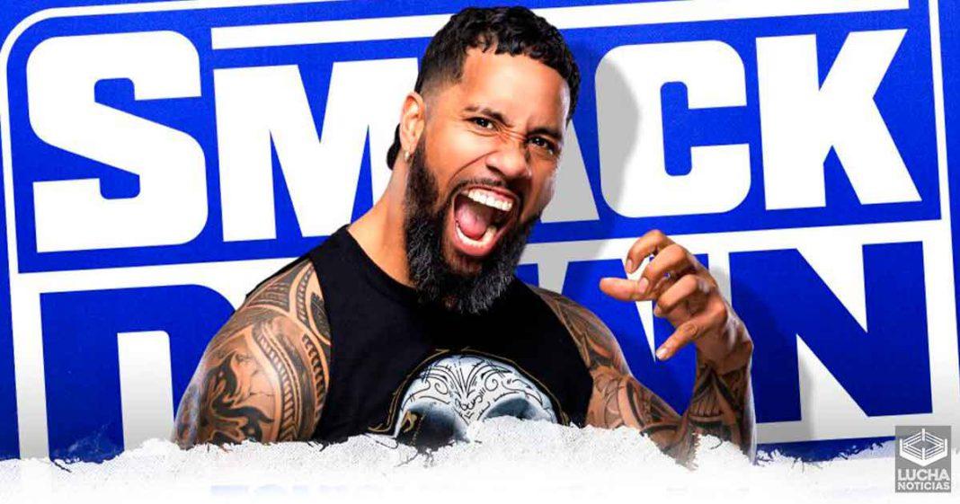 WWE SmackDown en vivo, Cobertura y Resultados 30 de octubre