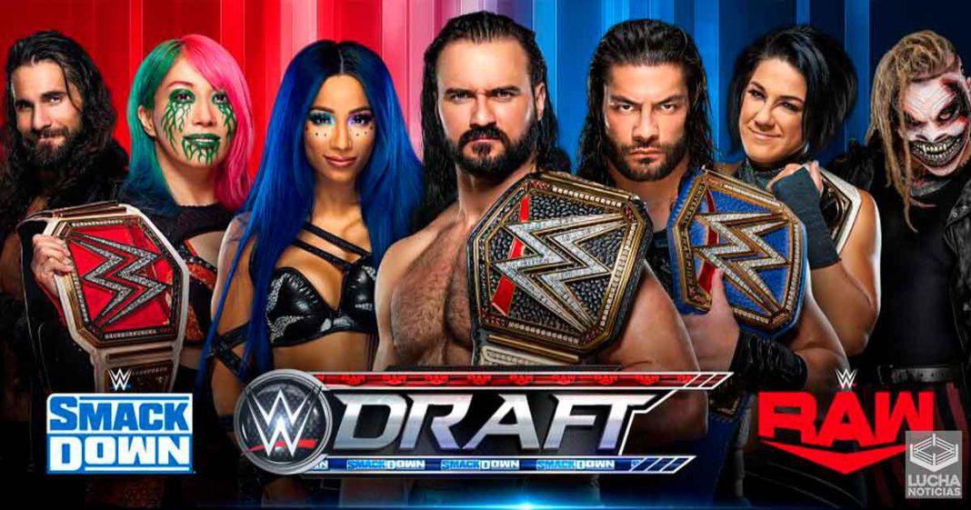 WWE SmackDown en vivo resultados 9 de octubre