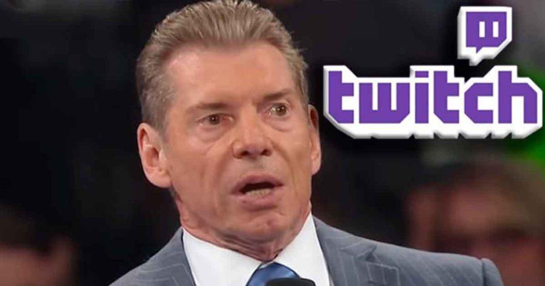 WWE creará su propía plataforma para competir con Twitch